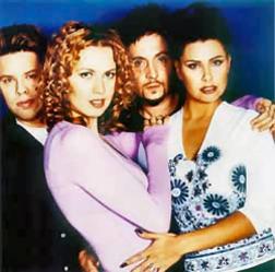 Aikakone группа — фото 90-х, музыка и клипы 90-х