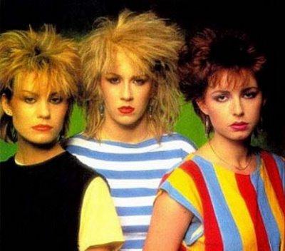 группа Bananarama — фото 90-х, музыка и клипы 90-х