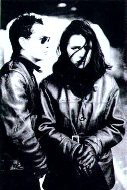 Curve группа — фото 90-х, музыка и клипы 90-х