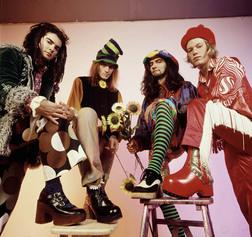 Jellyfish группа — фото 90-х, музыка и клипы 90-х