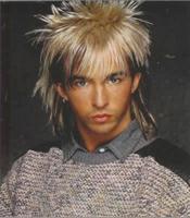певец Limahl — фото 90-х, музыка и клипы 90-х