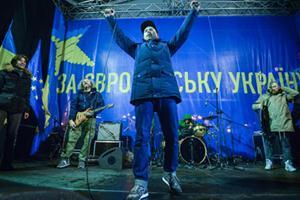 Ляпис Трубецкой об Украине