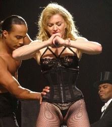 Мадонна продаст свои трусики