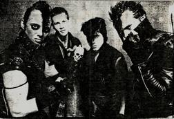 Misfits группа — фото 90-х, музыка и клипы 90-х