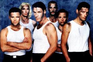 РіСЂСѓРїРїР° Rammstein - клипы 90-х годов зарубежного исполнителя