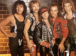 Scorpions группа — фото 90-х, музыка и клипы 90-х