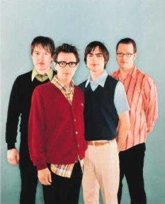 Weezer группа — фото 90-х, музыка и клипы 90-х