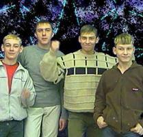 Стекловата группа — фото 90-х, музыка и клипы 90-х