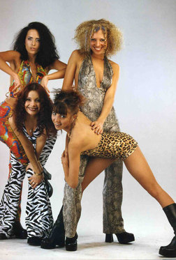 группа Блестящие — фото 90-х, музыка и клипы 90-х