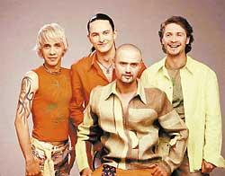 Shao Bao группа  — фото 90-х, музыка и клипы 90-х
